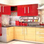 red-wood-indian-l-shaped-kitchen